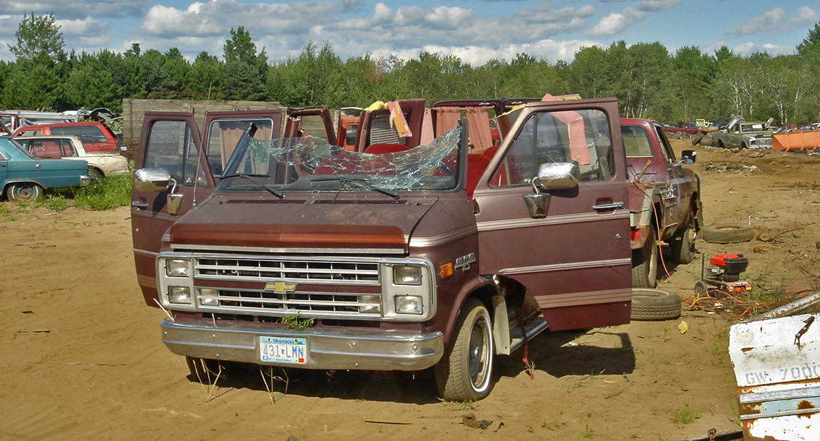 Parting Out An Old Van? (vehicle, 2012, salvage, fuel) - Automotive ...