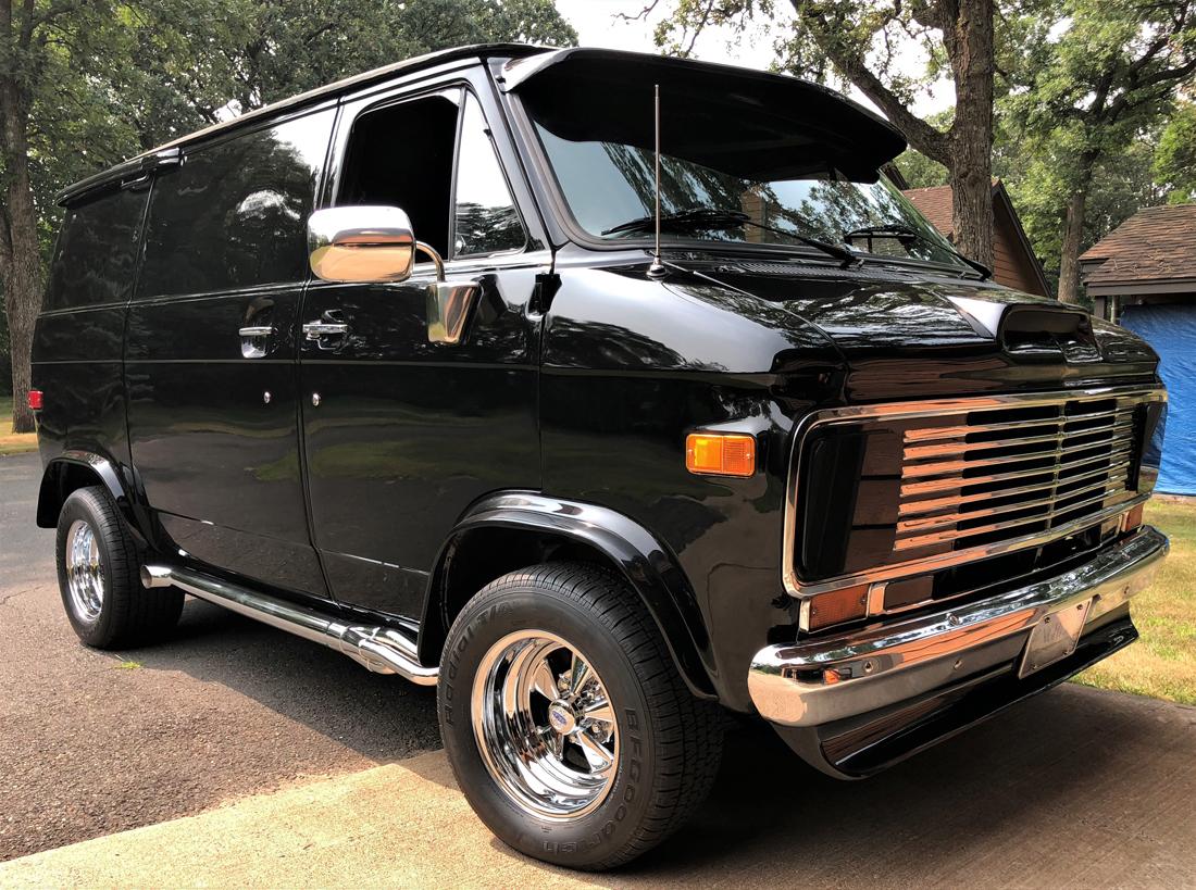 1975 Chevy Van