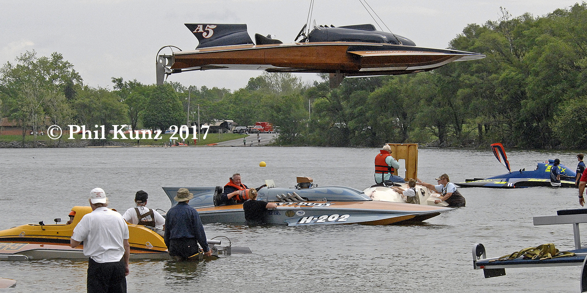 The Vintage Hydroplanes
