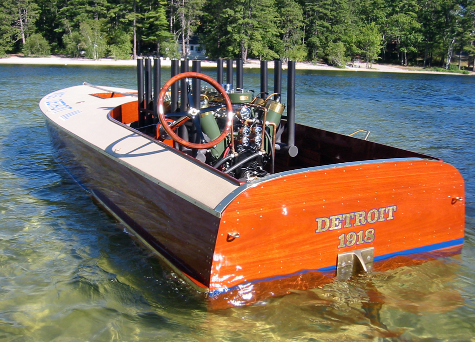 Vintage Hydros Amp Race Boats