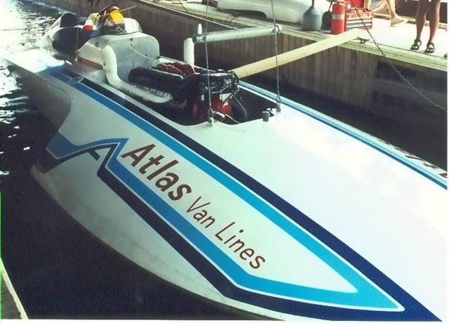 1998 Antique Raceboat Regatta